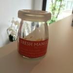 マンゴーのスパクリーム